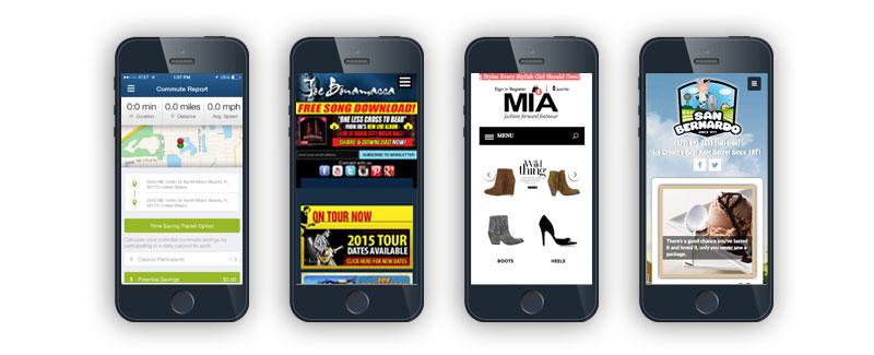 Frankel Interactive Mobile Websites and Apps development Miami, North Miami Beach, Aventura